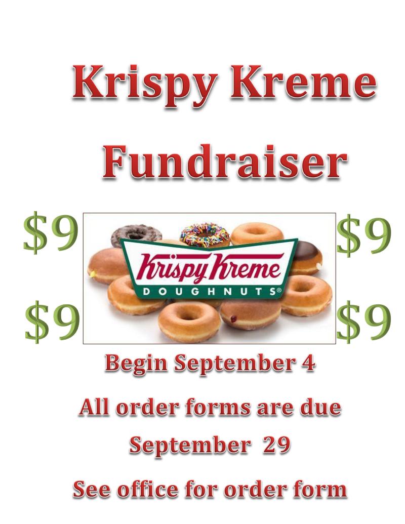Krispy Kreme Fundraiser | D&T Dance Studio